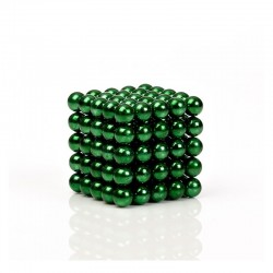 Buckyballs 2 pack of Magnetic Balls 216pcs Nickle and Pink