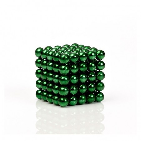 Buckyballs 2 pack of Magnetic Balls 216pcs Nickle and Gold