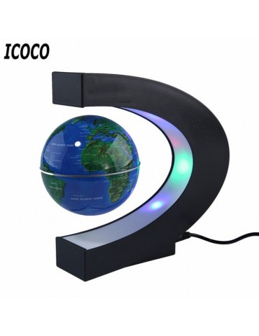C Magnetic Floating Globe