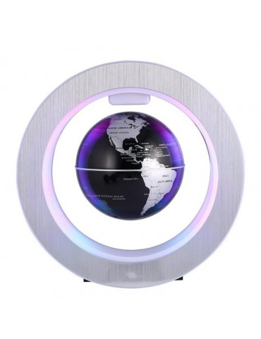 Floating Tellurion Round Magnetic Levitation Globe