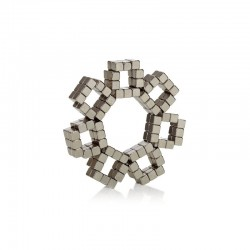 White Buckyballs Magnetic Balls 216pcs