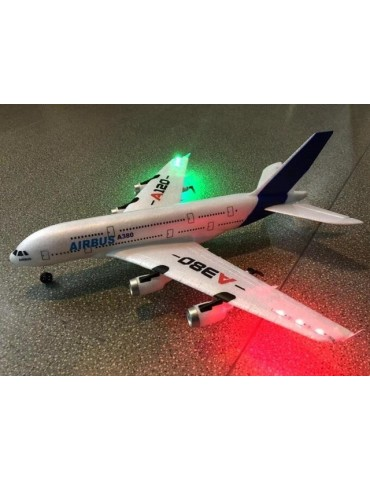 Airbus A380 airplane toys 2.4G 3Ch RC airplane Fixed Wing