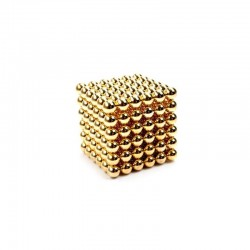 Gold Buckyballs Magnets Balls 1000pcs