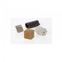 Gold Nickle Black Silver Buckyballs Magnets Balls 1000pcs
